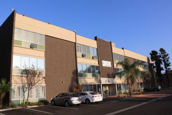 55 S. Raymond Building